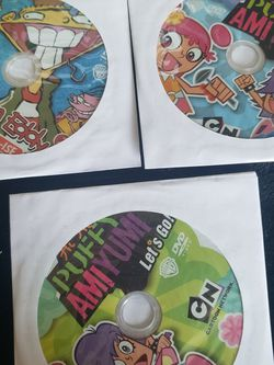 Cartoon Network DVD for Sale in Farmersville,  CA