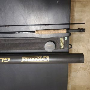 G Loomis FR 1086 GL3 9' #6 Line Fly Rod With Sock And Case for Sale in Gilbert, AZ
