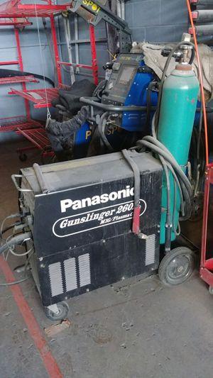 Panasonic welder/plasma for Sale in Grove City, OH