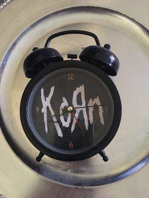Korn alarm clock for Sale in Los Angeles, CA