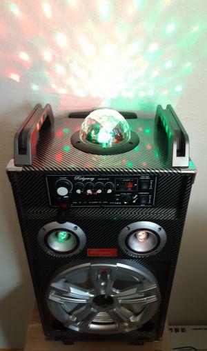 Bluetooth Karaoke speaker 🔊🔊🎶🎵 for Sale in North Las Vegas, NV