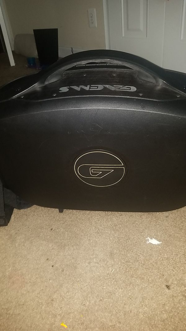 Gaming Suitcase