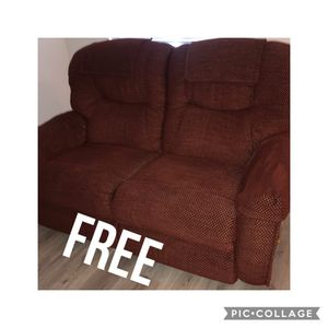 Lazyboy loveseat double recliner for Sale in San Jose, CA