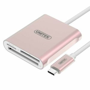 USB C Card Reader 3 Slot Type C Flash Memory Card for Sale in Los Angeles, CA