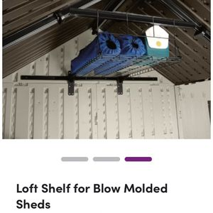 Shed Shelf (Wayfair) for Sale in Owings Mills, MD