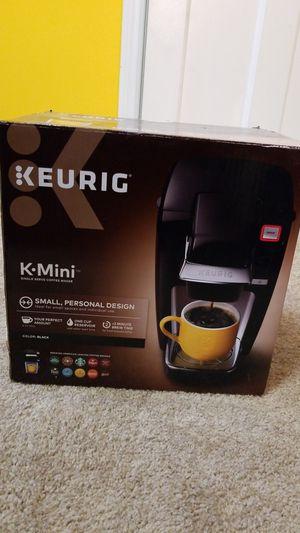 Keuring K-mini single serve coffee maker for Sale in Brooklyn, OH