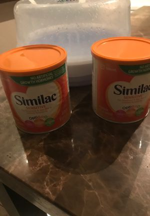 Baby formula and bottle sterilizer. for Sale in Houston, TX