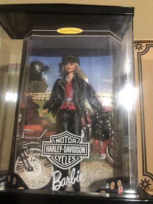 1997 HARLEY DAVIDSON 1st First Edition BARBIE Doll W/ Blonde Hair for Sale in Pacifica, CA