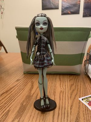 Monster high dolls for Sale in Mount Sinai, NY