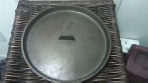 """12"""" Cast Iron Dutch Oven Lid for Sale in Vancouver, WA"""