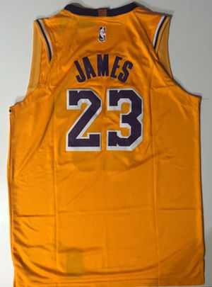 *****BRAND NEW, STITCHED, LEBRON JAMES #23 LAKERS JERSEY***** for Sale in Washington, DC
