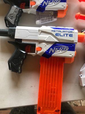 Elite nerf guns for Sale in Grand Prairie, TX