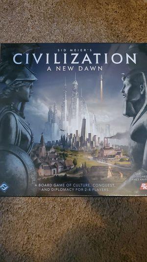 Civilization Board Game for Sale in Nashville, TN