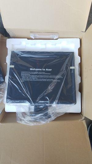 "Acer 17"" desktop monitor brand new for Sale in Las Vegas, NV"
