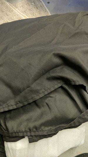 Twin bed skirt chocolate brown for Sale in Mattawa, WA