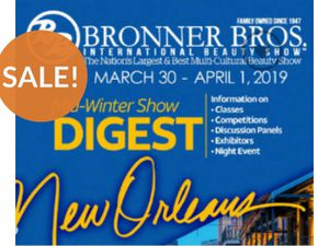 BRONNER Brothers Hair Show for Sale in Little Rock, AR