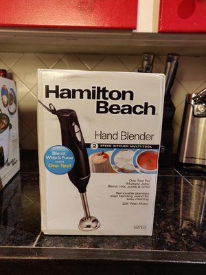 Hamilton Beach Hand Blender for Sale in Oklahoma City, OK