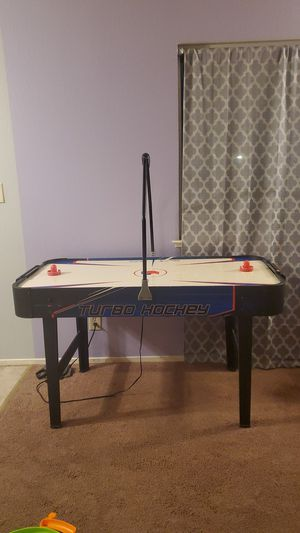 Air hockey table and triple arcade for Sale in San Francisco, CA