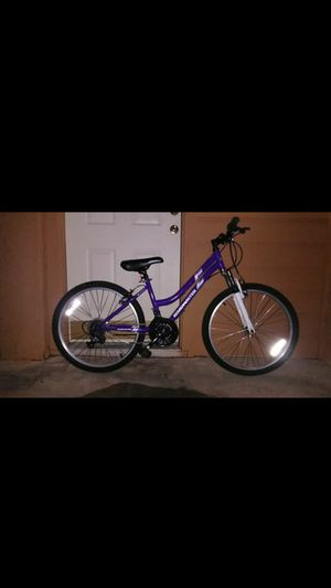 Purple roadmaster girls or boys bike. for Sale in Austin, TX