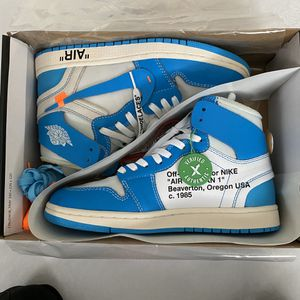Air Jordan 1 x Off White NRG (Size 9) for Sale in Federal Way, WA
