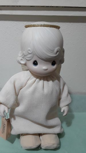 Precious Moments Bethany Porcelain Angel doll for Sale in Tampa, FL