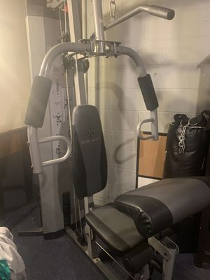 Gold's Gym XR 45 Home Gym Gold's Gym XR 45 Home Gym for Sale in Columbus, OH