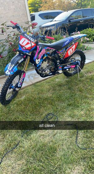 yz250f 2007 fully built for Sale in Plainfield, IL