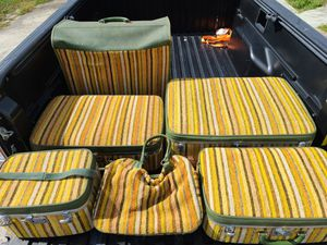 Mid-century modern luggage for Sale in Tarpon Springs, FL