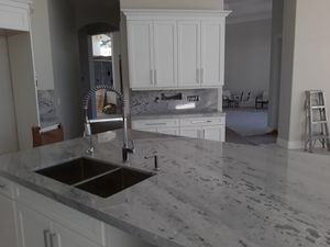 Kitchen cabinets 100% real maple wood for Sale in Davie, FL