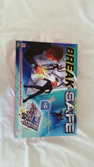 Break the Safe, Board Game for Sale in Dulles, VA