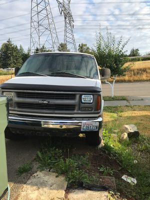 Chevy Express 2500 van extended for Sale in Auburn, WA