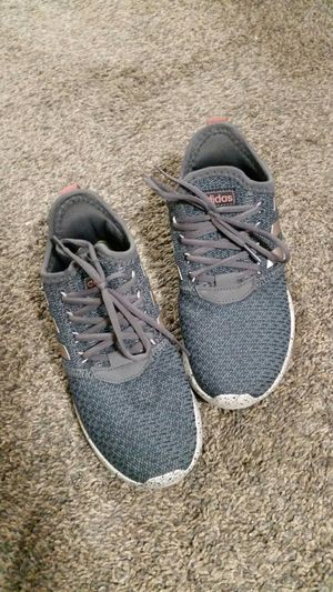 Grey Adidas sneakers for Sale in Spokane, WA