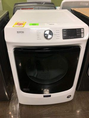 Maytag Electric Dryer Model:MED6530HW🔥 MRQG for Sale in Moreno Valley, CA