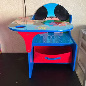 Mickey Mouse Desk for Sale in Bakersfield, CA