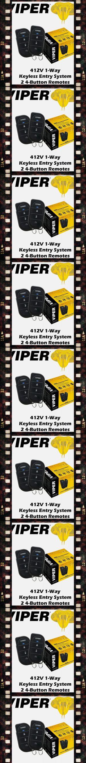 Viper alarm for Sale in San Diego, CA