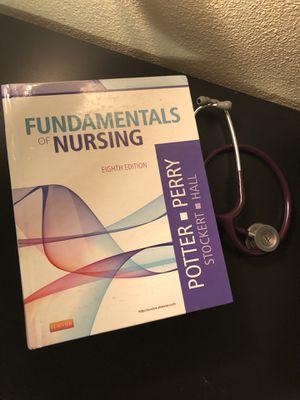Fundamentals of nursing for Sale in Los Angeles, CA