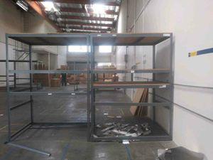Metal shelves for Sale in Riverside, CA