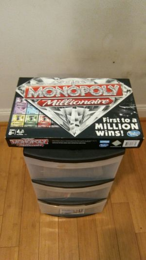 2017 monopoly board game for Sale in Washington, DC