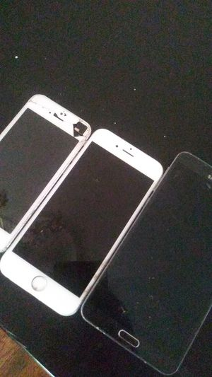 Iphone 5s, iphone 6, samsung galaxy note 3 & LG STYLO 4 for Sale in DORCHESTR CTR, MA