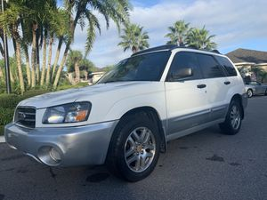 2005 Subaru Forester LL BEAN LEATHER SUNRoof for Sale in Orlando, FL