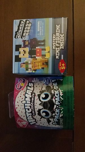 Hatchimal & Crossy Road (Disney) for Sale in Winston-Salem, NC