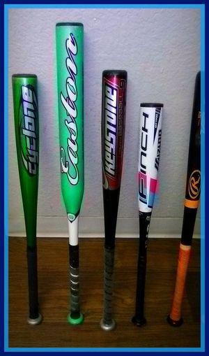 Softball Baseball Bats for Sale in Colton, CA