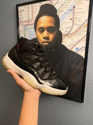 Jordan 11 72-10 size 9 for Sale in Davenport, FL