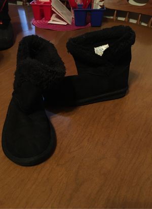 Girls black boots for Sale in Whitehouse, NJ
