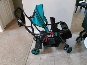 Babytrends sit and stand stroller for Sale in San Leon, TX
