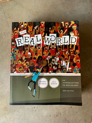 The Real World - Intro to Sociology for Sale in Carlsbad, CA