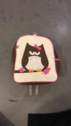 Small backpack girl owl for Sale in Miami, FL