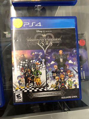 Kingdom Hearts - Playstation 4 (PS4) for Sale in San Bernardino, CA