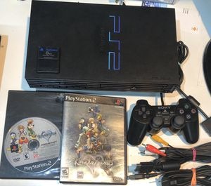 Ps2 with KH 1&2 for Sale in La Puente, CA