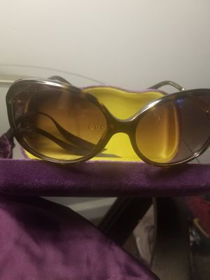 Authentic Gucci Sunglasses.! for Sale in Indianapolis, IN